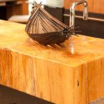 Custom Wood Countertop in Goshen, Indiana