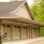 Four Garage House in Bremen, Indiana