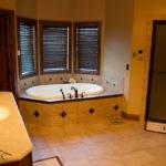 Hot Tub in Bathroom in Bremen, Indiana