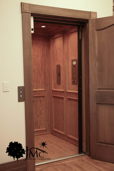 Modern Home Elevator in Bremen, Indiana