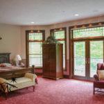 Red Bedroom Suite in Bremen, Indiana