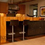 Wooden Bar Kitchen in Goshen, Indiana