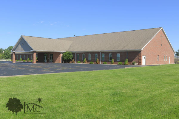 Church Auditorium and Fellowship Hall in Goshen, Indiana