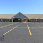 Large church in Goshen, Indiana