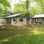 Lake House in Goshen, Indiana