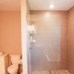 Shower in Master bathroom in Mishawaka, Indiana
