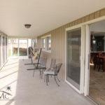 Rear patio off of living-room Mishawaka, Indiana